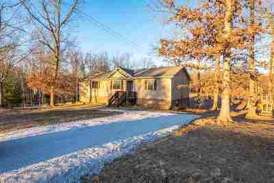 Dayton Single Family Home Contingent: 1013 Bluff View Road