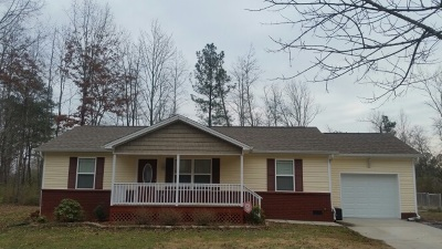 Cleveland Single Family Home For Sale: 120 Starlet Circle NE