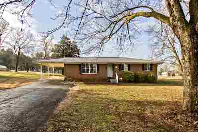 Decatur Single Family Home For Sale: 504 Meadowview Ln