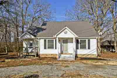 Decatur Single Family Home For Sale: 17837 State Highway 58 N