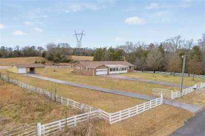 Single Family Home For Sale: 720 Grove Road