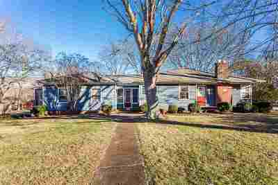 Cleveland Single Family Home For Sale: 406 Emmett Ave NW