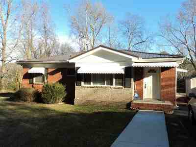 Cleveland Single Family Home For Sale: 1912 Clingan Drive NW