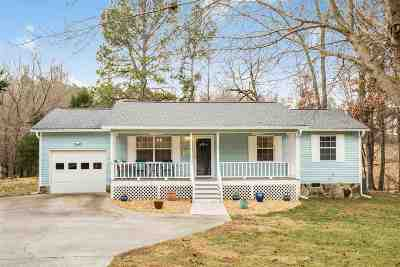 Cleveland Single Family Home For Sale: 236 Crystal Spring Road SE