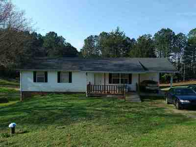 Riceville Single Family Home Contingent: 147 County Road 142