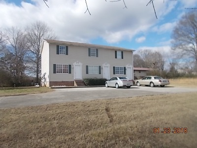 Decatur Multi Family Home For Sale: 204 Arrants Lane