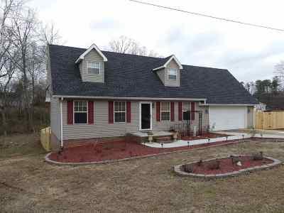 Etowah Single Family Home For Sale: 334 Washington Ave N