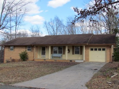 Etowah Single Family Home Contingent: 115 County Road 534 #115 coun
