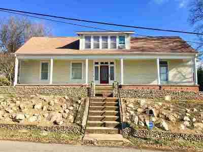 Charleston Single Family Home For Sale: 117 Cass St NE