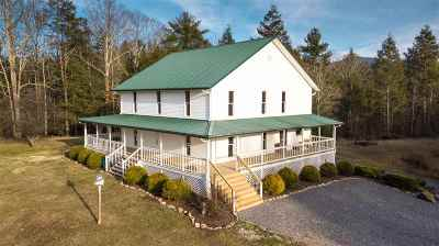 Tellico Plains Single Family Home For Sale: 257 McJunkin