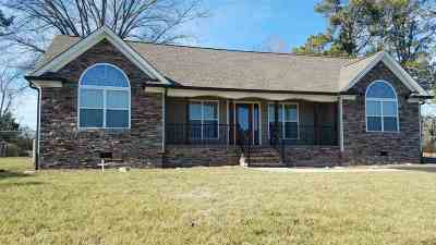Cleveland Single Family Home For Sale: 3915 Freewill Road NW