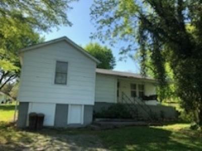 Etowah Single Family Home For Sale: 1016 Indiana Avenue