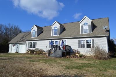 Ten Mile Single Family Home For Sale: 292 Gordon Hollow Rd