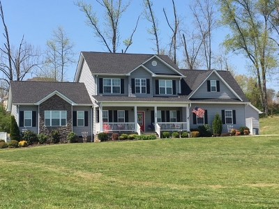 Cleveland Single Family Home For Sale: 528 Willow Creek Cove NE