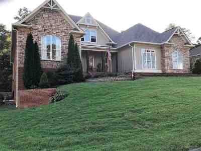 Cleveland Single Family Home For Sale: 872 Golf View Drive NW