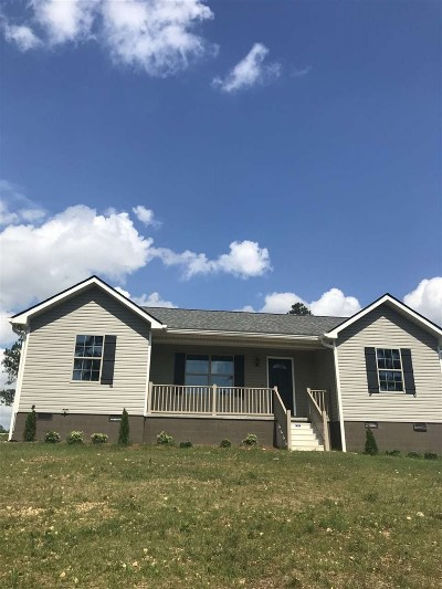 Sweetwater Single Family Home For Sale: 106 County Road 304