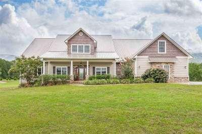 Benton Single Family Home For Sale: 107 Creekside Farms Road