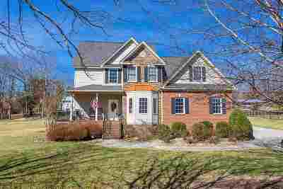 Cleveland Single Family Home For Sale: 101 Fernwood Drive