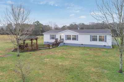 Cleveland TN Single Family Home Contingent: $129,900