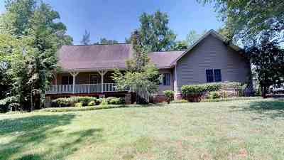 River Place Single Family Home For Sale: 124 River Place Point