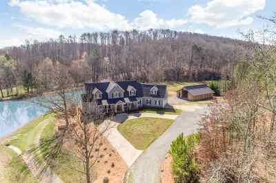 Cleveland TN Single Family Home For Sale: $749,900