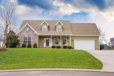Dry Valley Pointe Single Family Home Contingent: 118 Gentle Mist Court NE