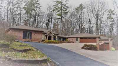 Soddy Daisy Single Family Home For Sale: 12361 Clift Mill Road
