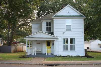 Sweetwater Single Family Home For Sale: 613 West Morris Street