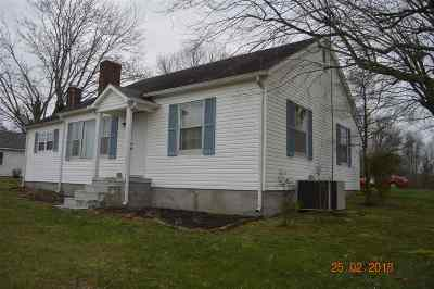 Englewood Single Family Home For Sale: 3322 Highway 411 N