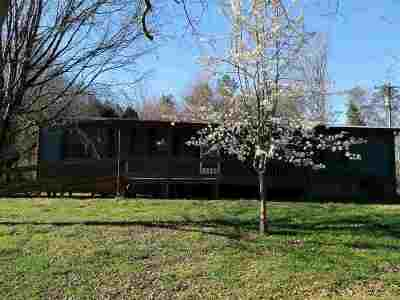 Calhoun Single Family Home For Sale: 128 Clear Springs Road