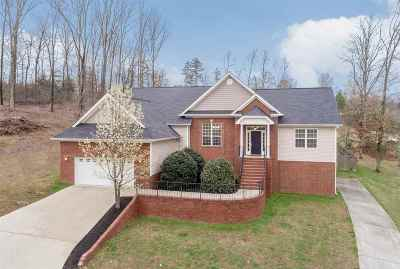 Fairlawn Single Family Home Contingent: 154 Lower Woods Trail NE
