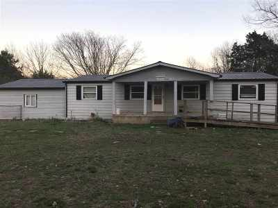 Niota Single Family Home For Sale: 294 County Road 260