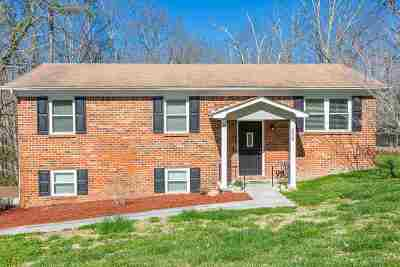 Single Family Home Sold: 3630 Timber Hill Drive SE