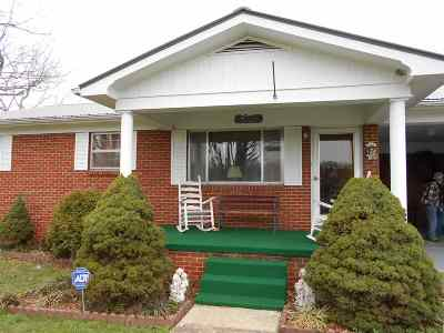 Spring City Single Family Home Contingent: 1106 Cemetery Road
