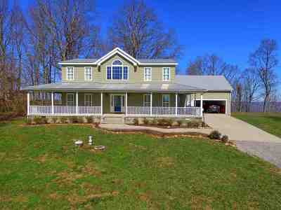 Pikeville Single Family Home For Sale: 1279 Rigsby Gap Road