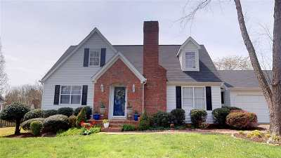 Cleveland Single Family Home For Sale: 168 Hunters Run Trail NW