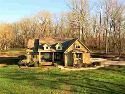 Riceville Single Family Home Contingency 48hr (+/-): 161 County Road 726