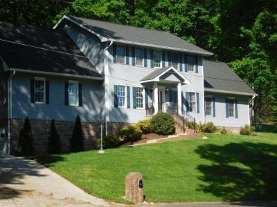 Hickory Hills Single Family Home For Sale: 211 Hidden Oaks Tr NE