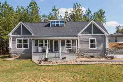 Riceville Single Family Home For Sale: 237 County Road 752