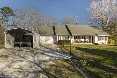 Spring City Single Family Home For Sale: 230 Ewing Cemetery Road