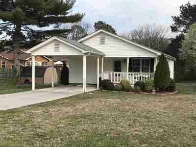 Cleveland Single Family Home Contingent: 3532 Arlena Dr NW