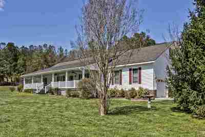 Calhoun Single Family Home For Sale: 582 County Road 20