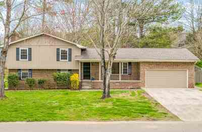Single Family Home Contingent: 2196 Timber Trace Circle NW