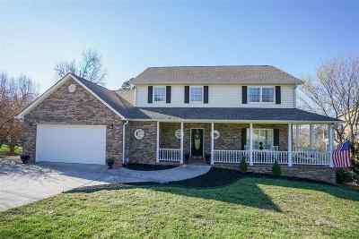 Lenox Hills Single Family Home For Sale: 1727 Lenox Dr NW #1727 Len