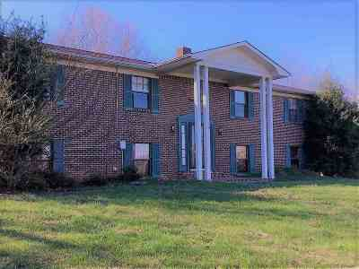 Spring City Single Family Home For Sale: 109 Scenic Hill Dr