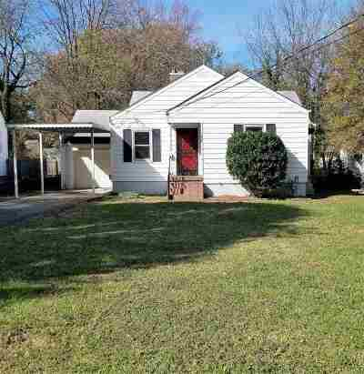 Chattanooga Single Family Home For Sale: 215 N St Marks