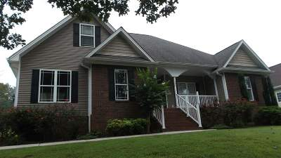 Dayton Single Family Home For Sale: 208 Quail Ridge Drive