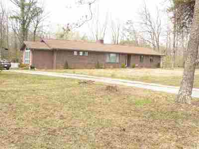 Dayton Single Family Home For Sale: 312 Rigsby Road