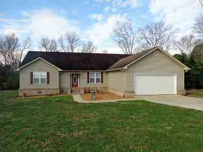 Spring City Single Family Home For Sale: 488 Sable Road