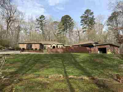 Soddy Daisy Single Family Home For Sale: 12361 Clift Mill Rd